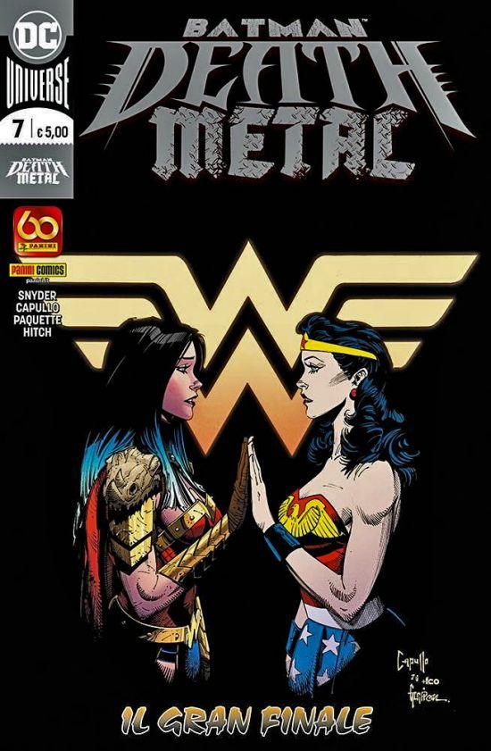 DC CROSSOVER #    13 - BATMAN: DEATH METAL 7