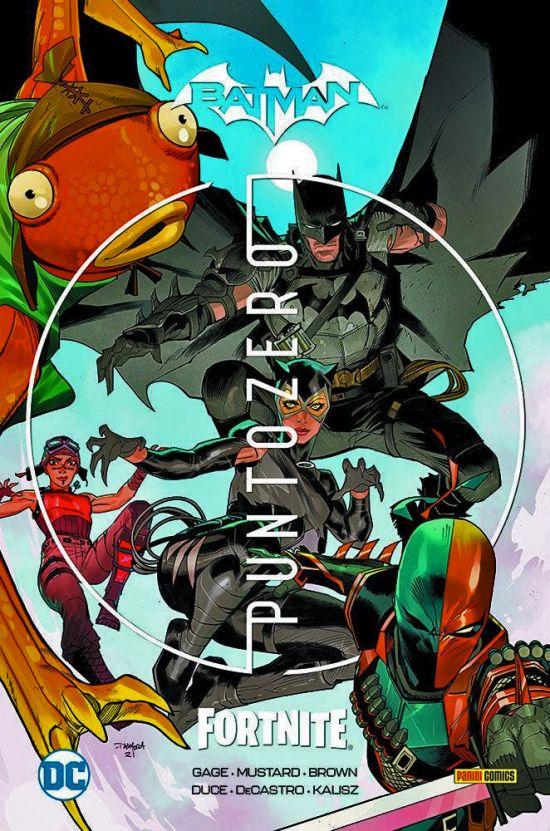 BATMAN/FORTNITE: PUNTO ZERO COLLECTION