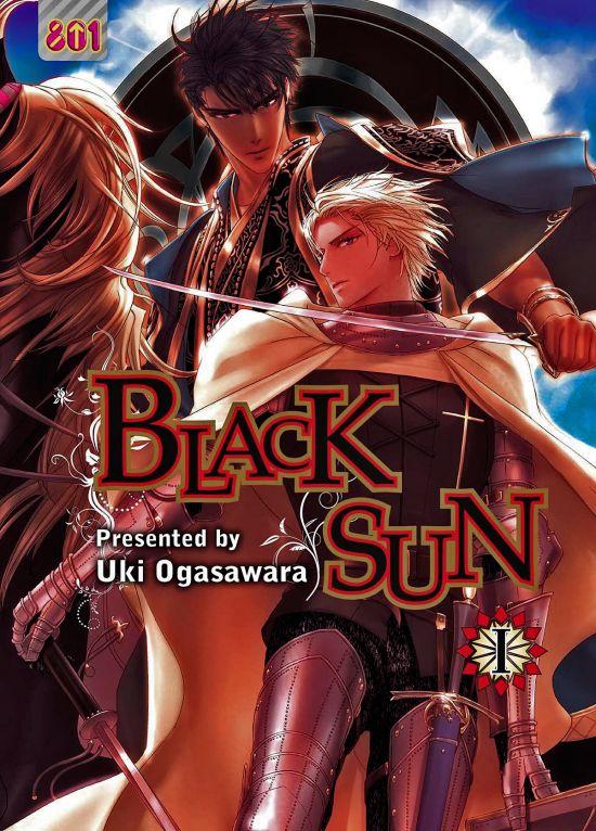 BLACK SUN #     1