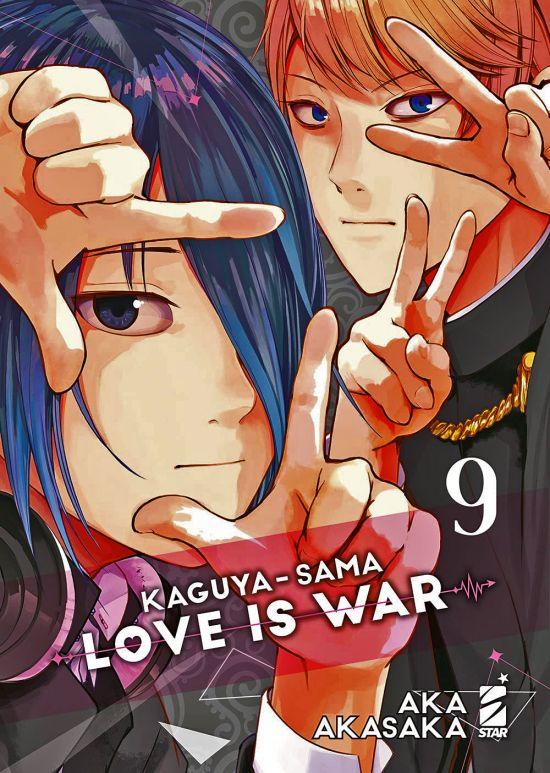 FAN #   263 - KAGUYA-SAMA: LOVE IS WAR 9