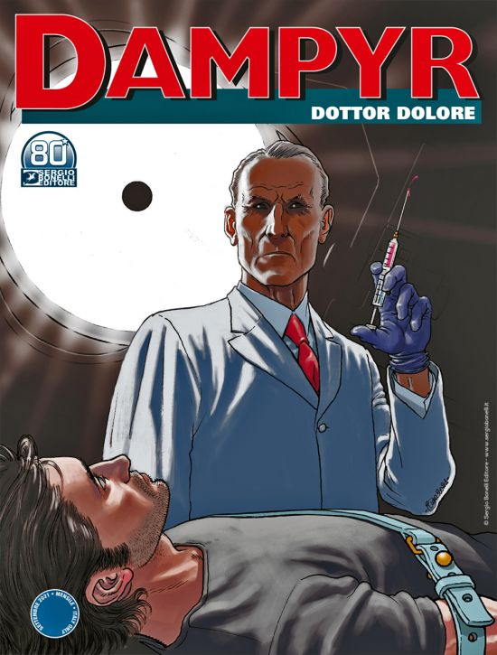 DAMPYR #   258: DOTTOR DOLORE