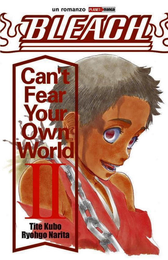 BLEACH: CAN'T FEAR YOUR OWN WORLD #     2 - ROMANZO