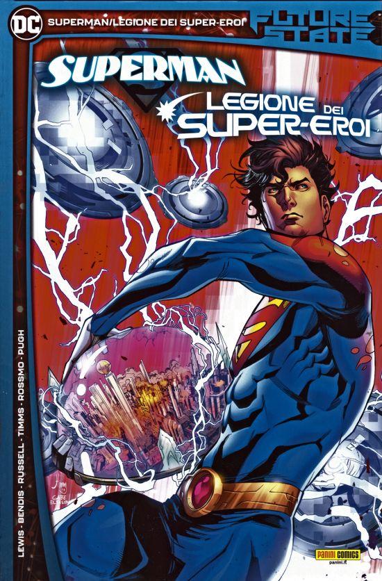 FUTURE STATE: SUPERMAN/LEGIONE DEI SUPER-EROI