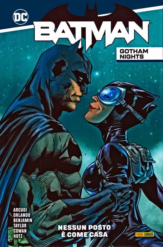 DC COLLECTION INEDITO - BATMAN GOTHAM NIGHTS #     2: NESSUN POSTO È COME CASA