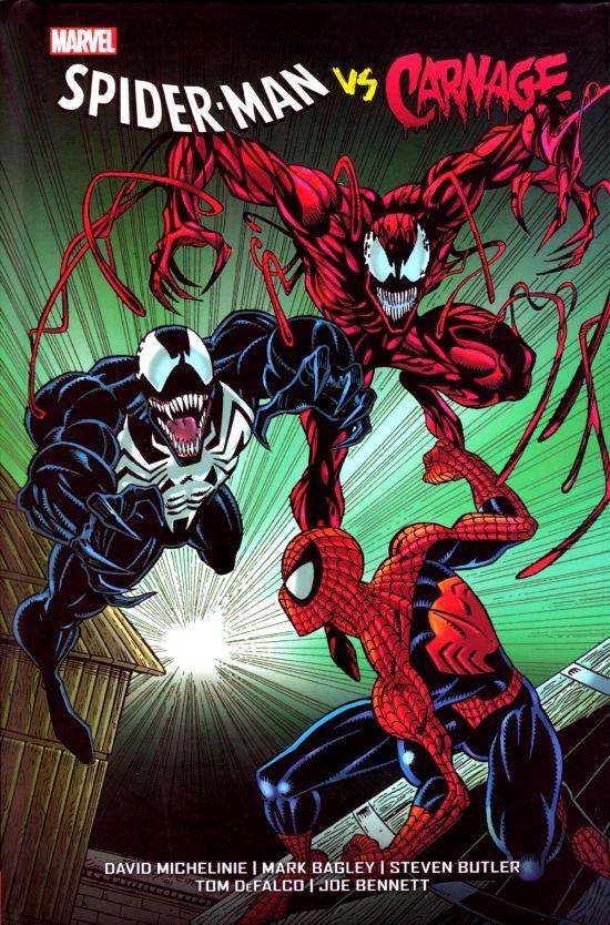 SPIDER-MAN VS. CARNAGE