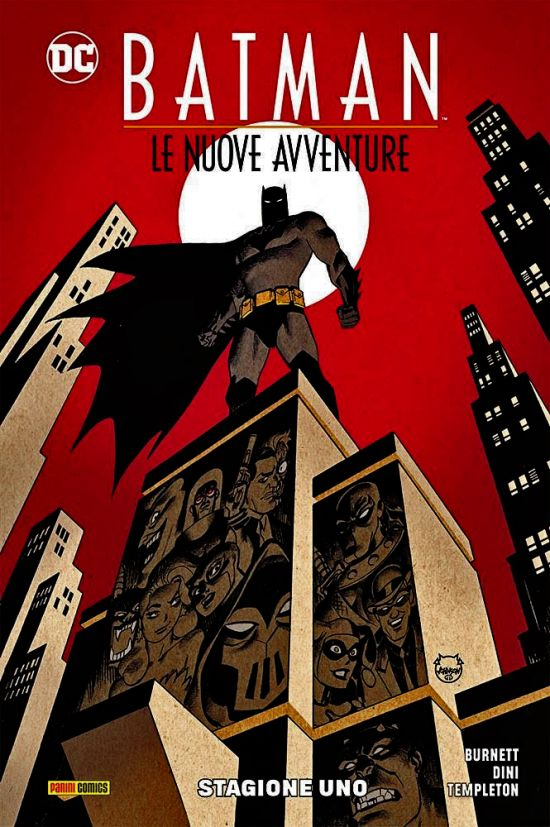 DC COLLECTION INEDITO - BATMAN: LE NUOVE AVVENTURE #     1: STAGIONE UNO
