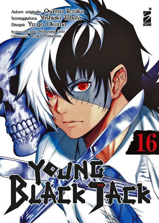 MUST #   120 - YOUNG BLACK JACK 16