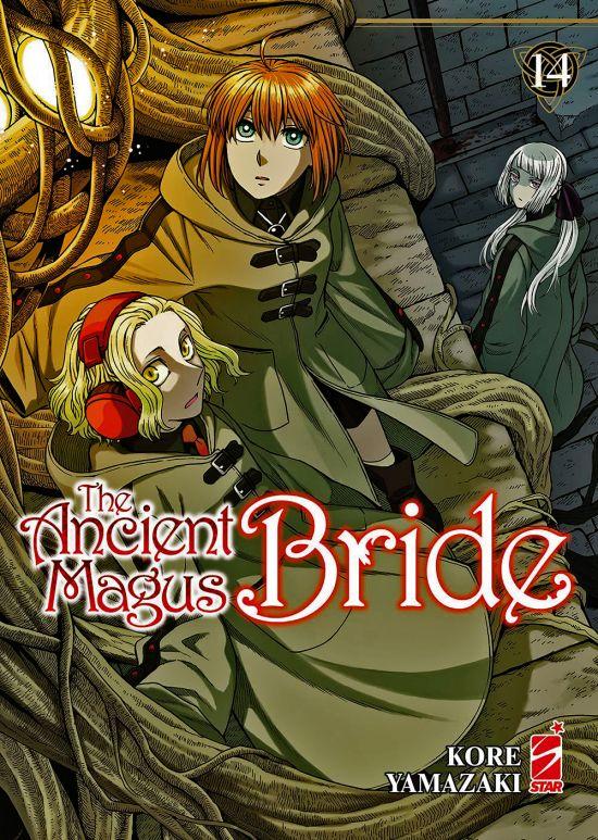 MITICO #   279 - THE ANCIENT MAGUS BRIDE 14
