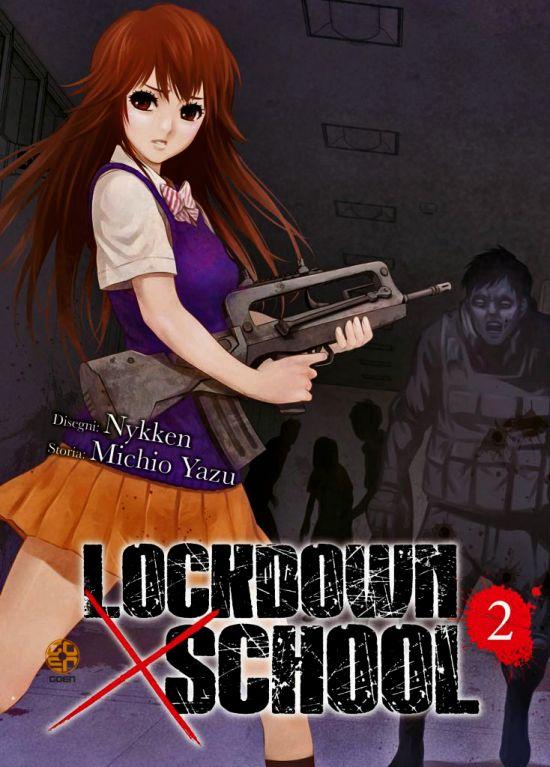 NYU COLLECTION #    54 - LOCKDOWN X SCHOOL 2