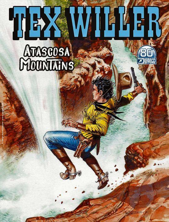 TEX WILLER #    34: ATASCOSA MOUNTAINS