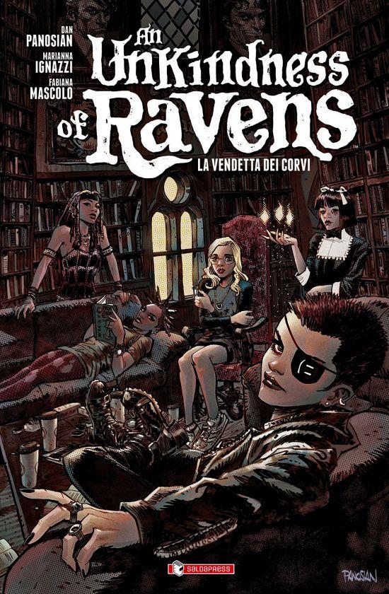 UNKINDNESS OF RAVENS - LA VENDETTA DEI CORVI