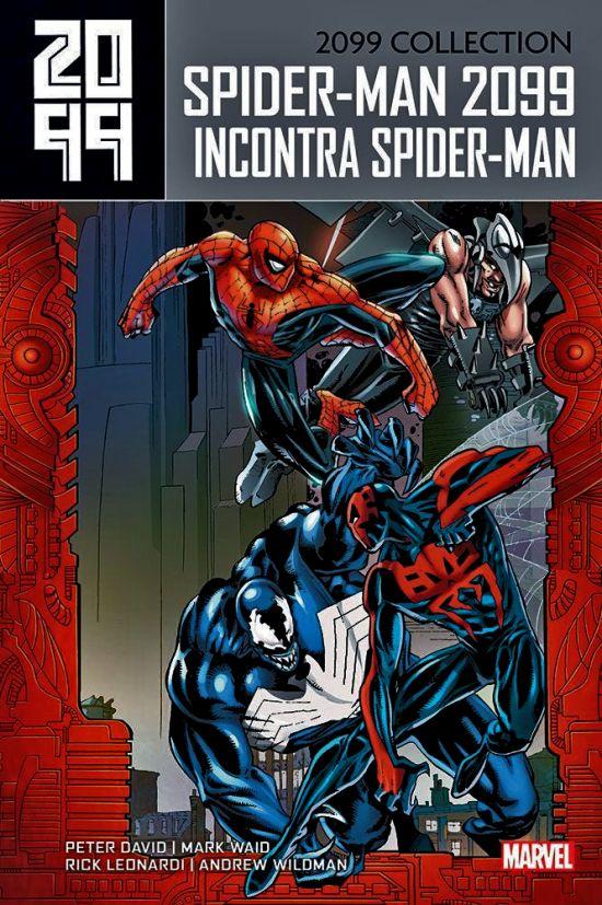 2099 COLLECTION - SPIDER-MAN #     5: SPIDER-MAN 2099 INCONTRA SPIDER-MAN