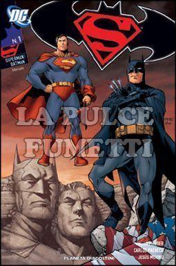 SUPERMAN / BATMAN  SERIE I  1/6 COMPLETA