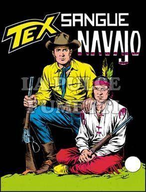 TEX GIGANTE #    51: SANGUE NAVAYO DA 400 LIRE