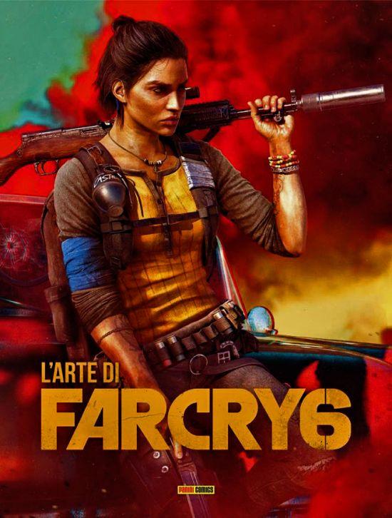 L'ARTE DI FARCRY 6