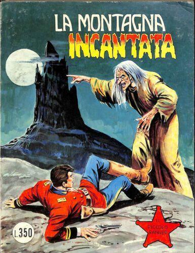 PICCOLO RANGER - COLLANA COW BOY #   143: LA MONTAGNA INCANTATA