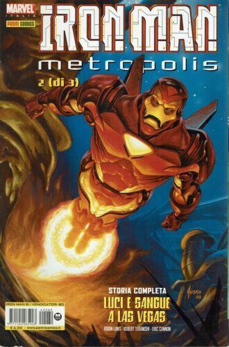 IRON MAN E I VENDICATORI #    80 - METROPOLIS 2 (DI 3)