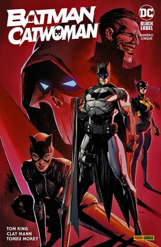 BATMAN/CATWOMAN #     5 - BLACK LABEL