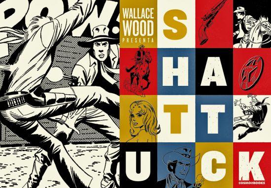 COSMO BOOKS - SHATTUCK