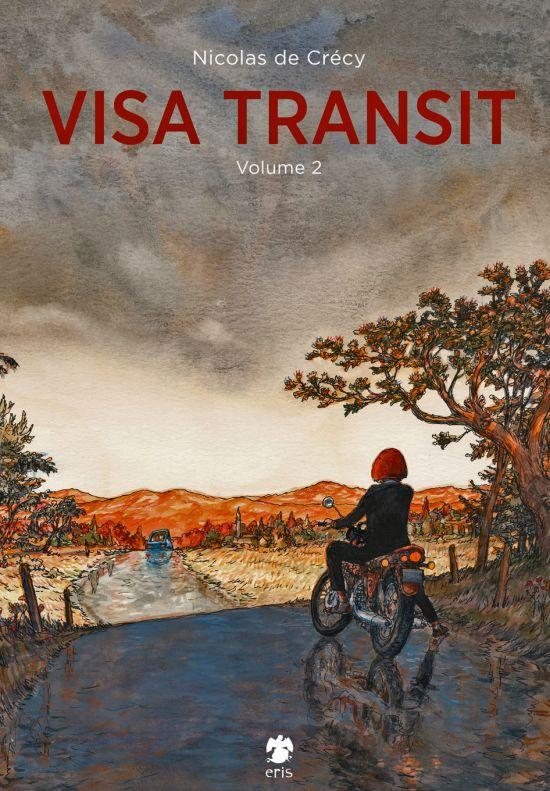 VISA TRANSIT #     2