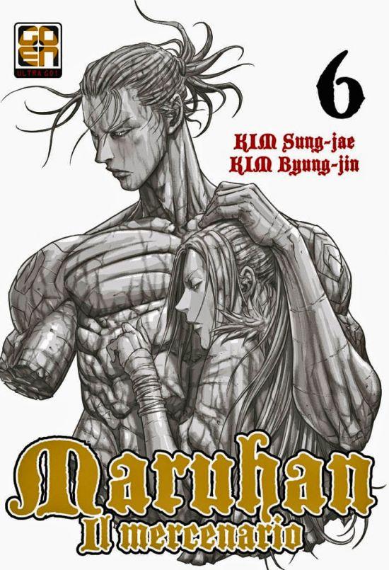 SAMURAI COLLECTION #    12 - MARUHAN IL MERCENARIO 6