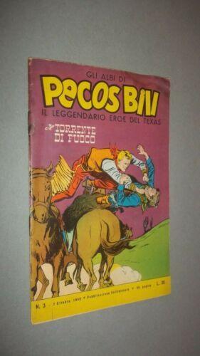 GLI ALBI DI PECOS BILL #     3