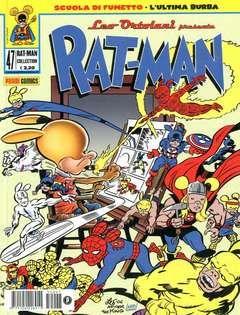 RAT-MAN COLLECTION #    47: SCUOLA DI FUMETTO