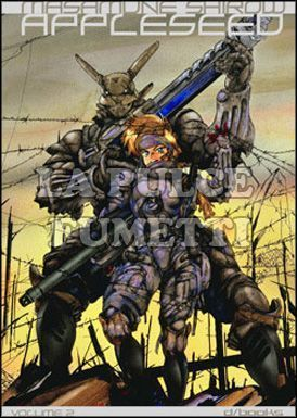 APPLESEED #     2