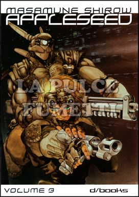APPLESEED #     3