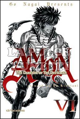 AMON - THE DARK SIDE OF THE DEVILMAN #     6