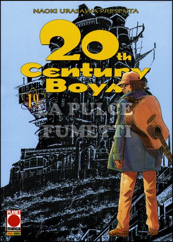 20TH CENTURY BOYS #    19 1A RISTAMPA