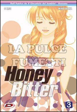 HONEY BITTER #     3