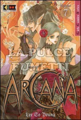 ARCANA #     7