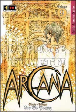 ARCANA #     9