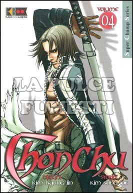 CHONCHU #     4