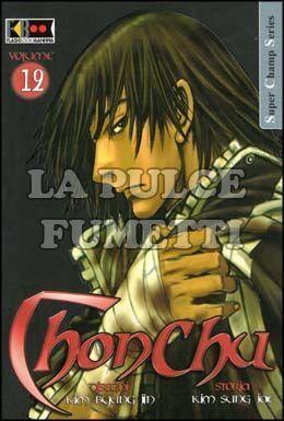 CHONCHU #    12