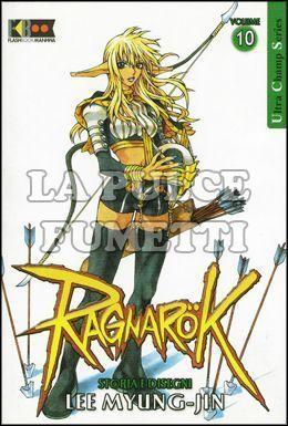 RAGNAROK #    10