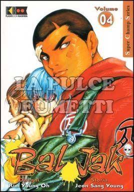BAL JAK #     4