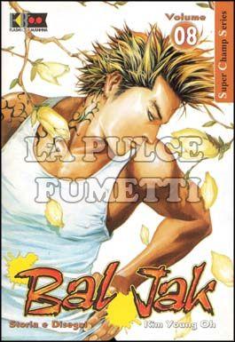 BAL JAK #     8