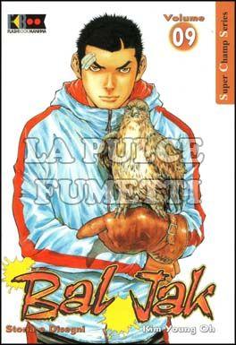 BAL JAK #     9