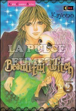 BEAUTIFUL WITCH #     2
