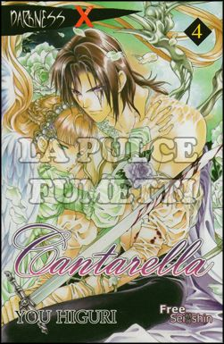CANTARELLA #     4 - DARKNESS X