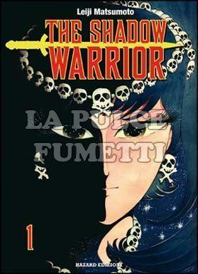 SHADOW WARRIOR #     1