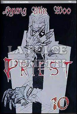 PRIEST #    10