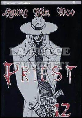 PRIEST #    12