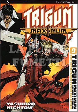 TRIGUN MAXIMUM #     9
