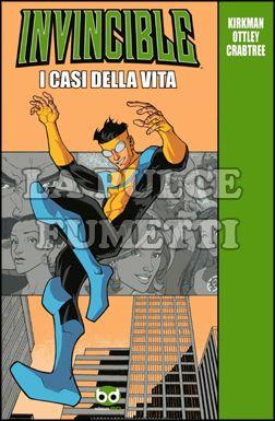 INVINCIBLE #     3: I CASI DELLA VITA