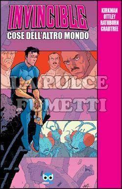INVINCIBLE #     4: COSE DELL'ALTRO MONDO