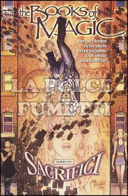 BOOKS OF MAGIC #     2. SACRIFICI