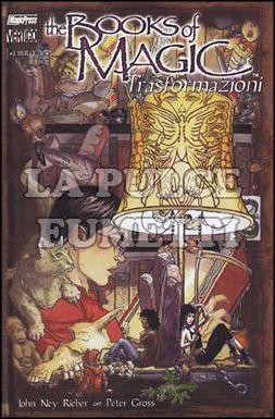 BOOKS OF MAGIC #     5: TRASFORMAZIONI